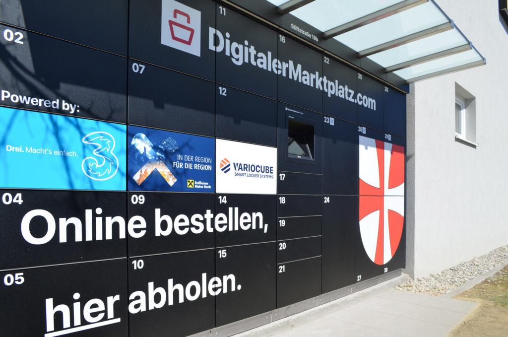 Digitaler Marktplatz
